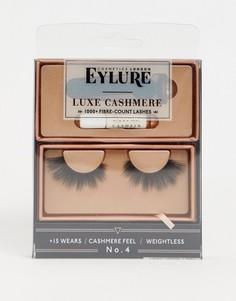 Накладные ресницы Eylure Luxe Lashes Cashmere No.4 - Черный