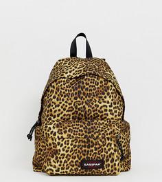 Рюкзак с леопардовым принтом Eastpak Pakr - Мульти