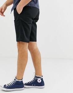 Черные узкие шорты длиной 11 дюймов Dickies - Черный