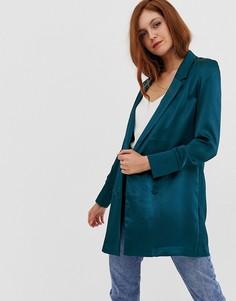 Пиджак-смокинг Vero Moda - Синий