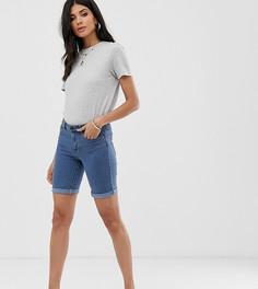 Длинные шорты Vero Moda Tall - Синий