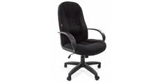 Кресло для руководителя Chairman 685 вариант №1 (черный) Home Me