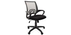 Кресло для оператора Chairman 696 (черный/серый) Home Me