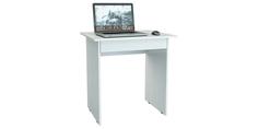 Письменный стол Харви вариант №3 (белый) Home Me