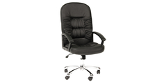 Кресло для руководителя Chairman 418 (черный) Home Me