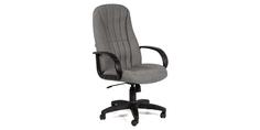 Кресло для руководителя Chairman 685 вариант №1 (серый) Home Me