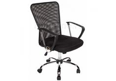 Компьютерное кресло Luxe черный (1485) Home Me