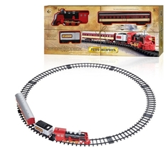 Железная дорога Ретро Экспресс Т10146 1toy