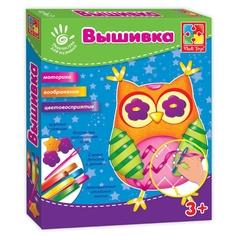 Наборы для вышивания Сова Vladi Toys