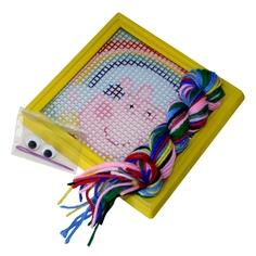 Набор для вышивания Радуга Peppa Pig