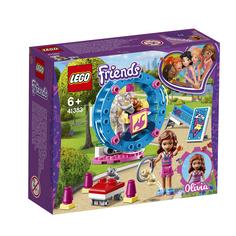 Конструктор Friends 41383 Игровая площадка для хомячка Оливии Lego