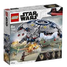 Конструктор Star Wars 75233 Дроид-истребитель. Lego