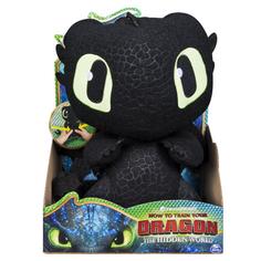 Мягкая игрушка Плюшевый Беззубик Dragons