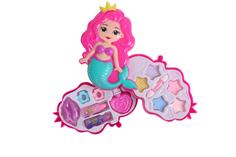 Набор детской декоративной косметики Русалочка, двухслойный набор Beauty Angel