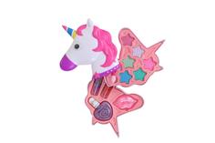 Набор декоративной косметики Единорог, двухслойный набор Beauty Angel