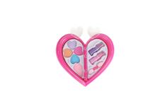 Набор детской декоративной косметики Сердечко, мини-набор Beauty Angel