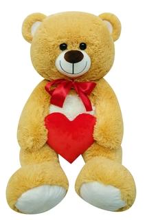 Мягкая игрушка Медвежонок Валентин 95 см СмолТойс