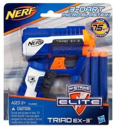 Игрушечное оружие и бластеры Элит Триад Hasbro