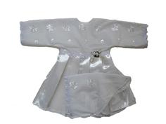 Комплект для крещения девочки 031/Н Argo