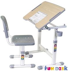 Комплект мебели Piccolino II стол 66х47 см и стул Fun Desk