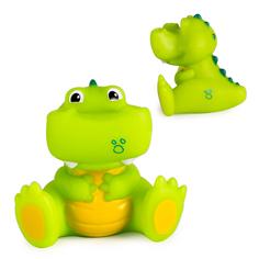 Игрушка для ванной Крокодил Кроко 17HSB04CR Happy Snail