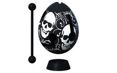Головоломка Череп черный с белым Smart Egg