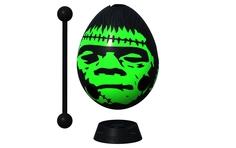 Головоломка Монстр черный с зеленым Smart Egg