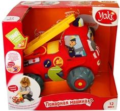 Машинка пожарная Yaki