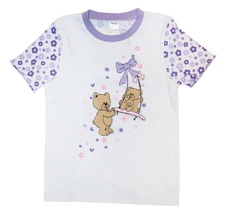 Пижама для девочки Цветы S15G3032U Barkito