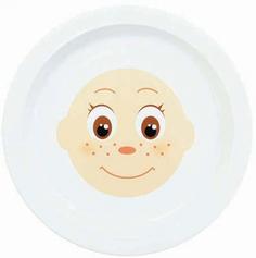Тарелка Фантазёрка на присоске с 6 мес. Lubby