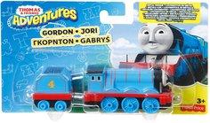 Наборы игрушечных железных дорог, локомотивы, вагоны Паровозик с прицепом Fisher Price