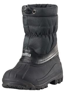 Ботинки для мальчика черные Reima