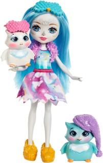 Игровой набор Кукла со зверюшкой и аксессуарами Mattel
