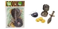 Игрушечное оружие и бластеры Оружие с присосками, Наборы Полицейского, Наборы Пирата Наша Игрушка