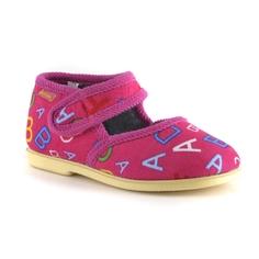 Туфли комнатные малодетские для девочки Домашки