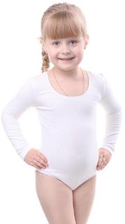 Комбидрес (гимнастический купальник) для девочки Свiтанак