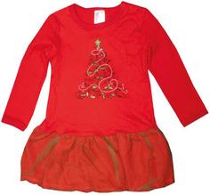 Платье-боди Новый год Barkito