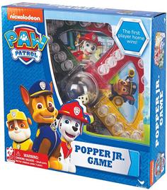 Настольная игра с кубиком и фишками PAW Patrol