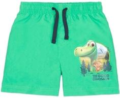 Трусы-шорты купальные для мальчика Зеленые THE Good Dinosaur