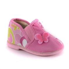 Туфли Домашние малодетские розовые Домашки