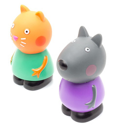 Игровой набор Кенди и Денни Peppa Pig