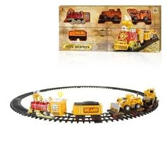 Железная дорога Ретро экспресс 12 дет. Т10143 1toy