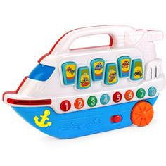 интерактивная игрушка Обучающий кораблик Umka