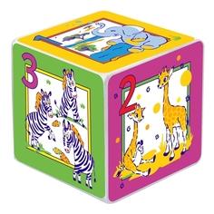 Кубик Учимся считать КУРНОСИКИ