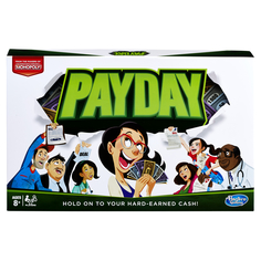 Настольные игры Monopoly: Pay day Hasbro