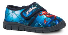 Туфли комнатные для мальчика SPIDER-MAN синие Barkito