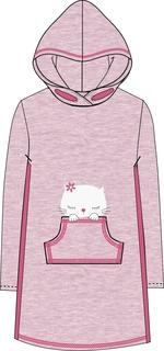Платье для девочки Мартовские коты Barkito