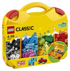 Конструктор Classic 10713 Чемоданчик для творчества и конструирования Lego