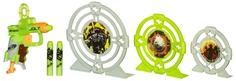 Игрушечное оружие и бластеры Зомби Страйк Мишени+Джолт Hasbro
