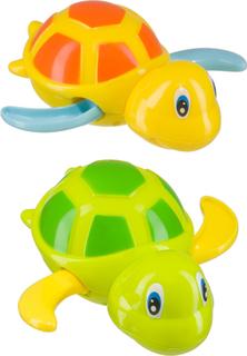 Детские игрушки для ванной Swimming turtles Happy Baby